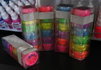 Urban Nails Neon Acryl kit