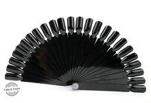Urban Nails Monroe tips zwart 32 st