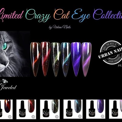 Crazy Cateye  Limited Collectie