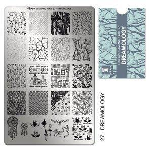 Moyra Stamping Plate 27 Dreamology