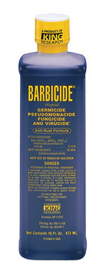 Barbicide desinfectie concentraat, 473 ml