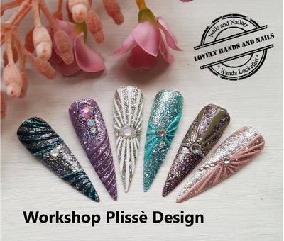 Workshop plissè design (op afspraak)