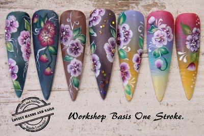 Workshop Basis One stroke (op afspraak)