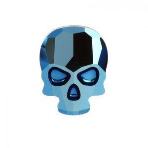 Skull Bleu