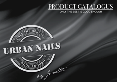 Urban Nails Producten Catalogus