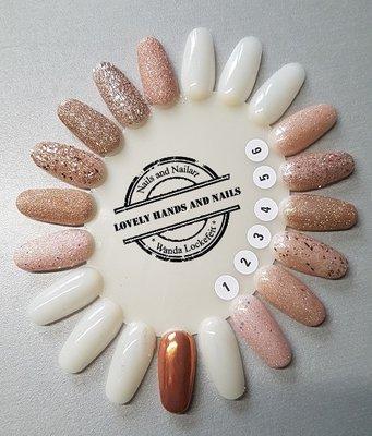 Filmpje Nude Collectie van Urban Nails Inpoetsen