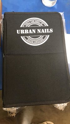 Penselen Map van Urban Nails