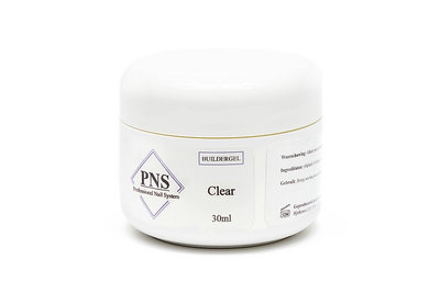 PNS Buildergel Clear 30 ml
