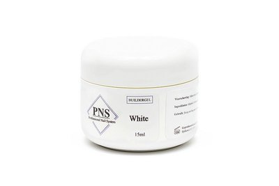 PNS Buildergel White 15 ml